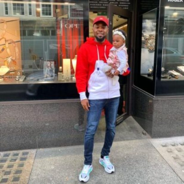 Patoranking-And-Daughter-1024x1024 Patoranking And Daughter, Wilmer In New Adorable Picture