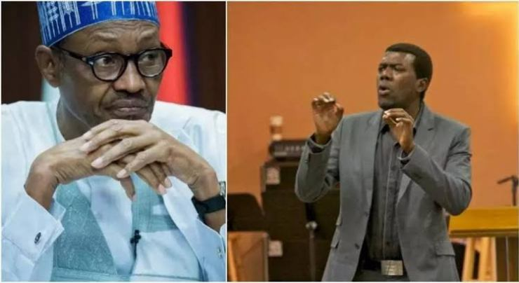 "images ""Buhari Ought to Arrest Illiteracy Not Folks"": Reno Omokri Blasts Buhari"