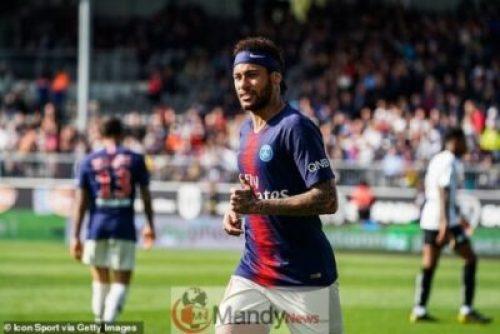 14877396-0-image-a-25_1560749436231 PSG Owner Nasser Al-Khelaifi Sends Warning To Neymar And Co Over 'Celebrity Behaviour'