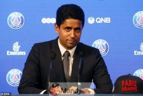 14877402-0-image-a-26_1560749460167 PSG Owner Nasser Al-Khelaifi Sends Warning To Neymar And Co Over 'Celebrity Behaviour'