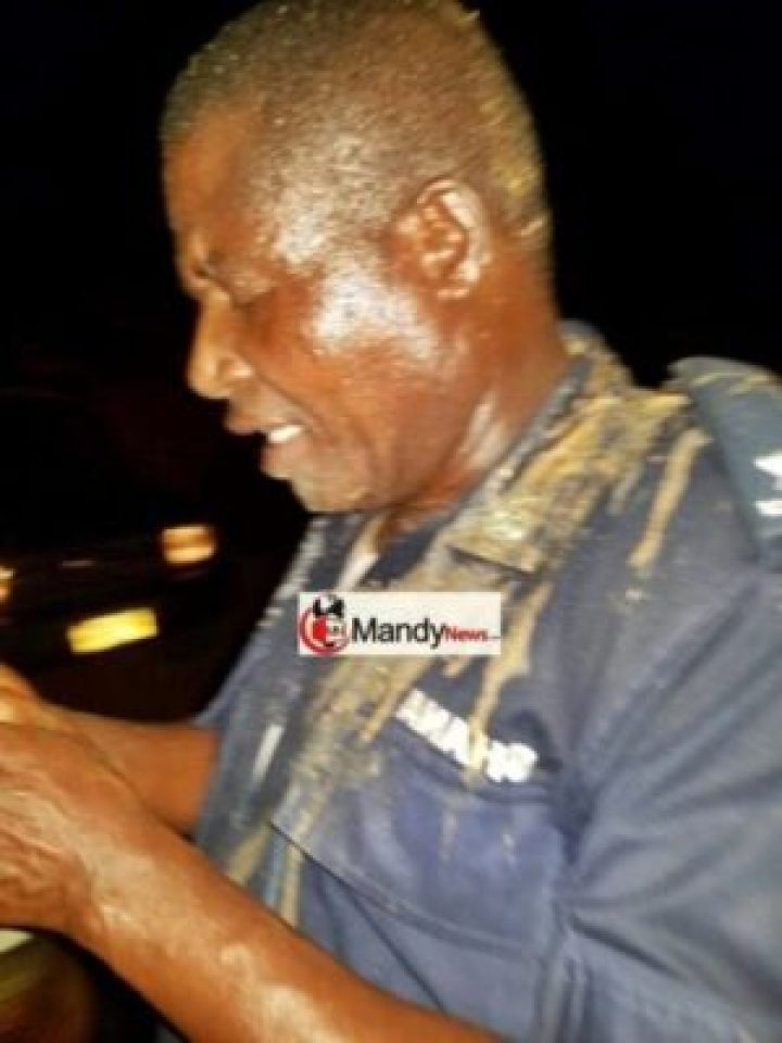 1559938575584 Angry Ghanaian Woman Pours Hot Banga Soup On Police Commander (Photos)
