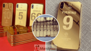 294fa8c45d003f84ffd60ce27b6383ca-300x169 Liverpool Squad Receive Insane Customised Champions League 24K Gold Plated iPhone X