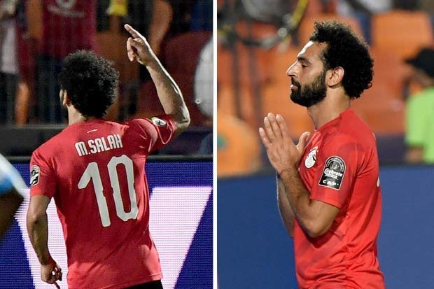 5d13dfe93ddc5_SALAHEGYPT Mohamed Salah Scores His First Goal At AFCON As Egypt Beat Congo 2-0 (Video)
