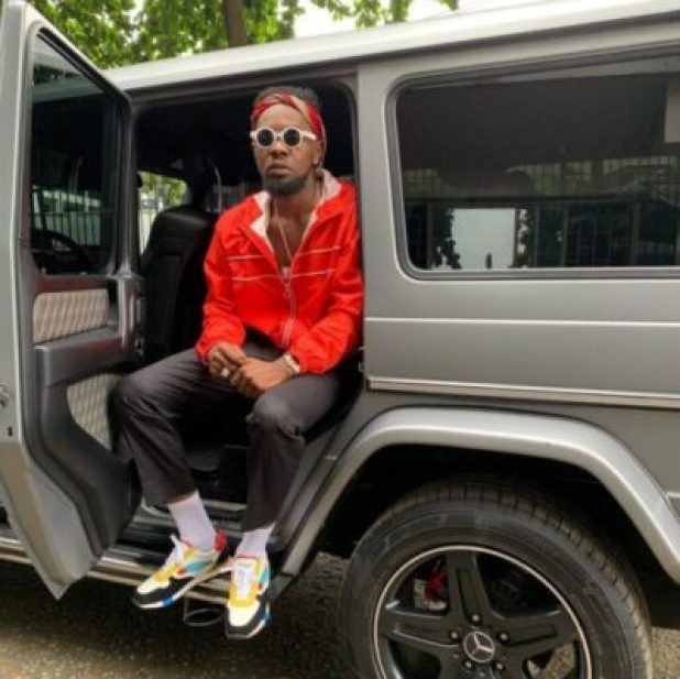 "9573363_1_jpeg83b5009e040969ee7b60362ad7426573 ""Success Never Comes To Anybody Hating"" - Patoranking Poses In Ride (Photo)"