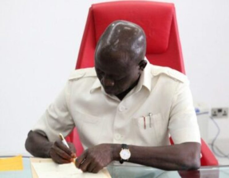 A Great Day For Nigerian Democracy - Court Suspends Oshiomhole As APC Chairman
