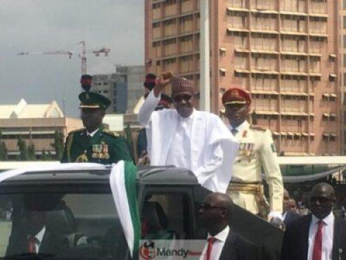 D82jYOWWwAA-eQh Full text of President Buhari's Democracy speech