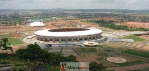 D83HSYvWkAAlz8Y President Buhari Renames Abuja National Stadium After MKO Abiola