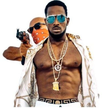 DBANG Dbanj's Promises To Reward Anyone Who Finds His Missing Chain