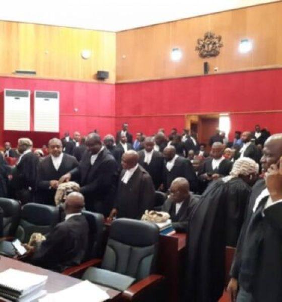 9761797_tribunal_jpeg_jpegb7e7cbab3a38bfcbcb29f021bd9c5749 Atiku, PDP Open Trial, As Tribunal Overrules Call For Suspension Of Proceedings