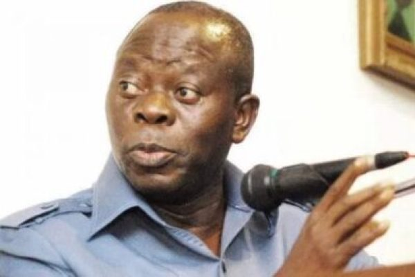 Adams-Oshiomhole Oshiomhole Replies Oyegun, Says Address Me Openly