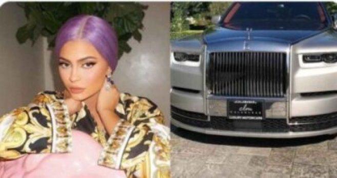 IMG_20190704_090737_846 Kylie Jenner buys ₦163M Rolls-Royce Phantom (Photo)