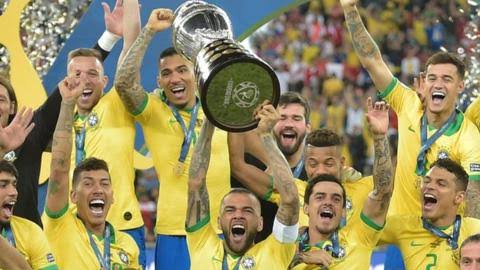 images-1-3 Brazil Beats Peru To Win 1st Copa América Title Since 2007