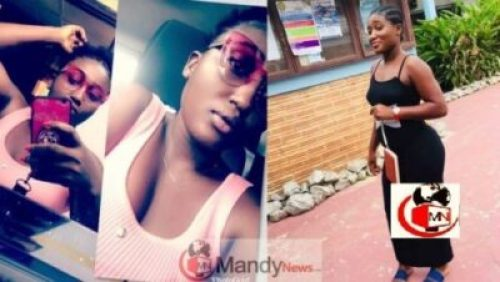 Bliss Queendy 2 696x392 - Young Beautiful Lady Stripped And Murdered In Kumasi, Ghana (Photos)