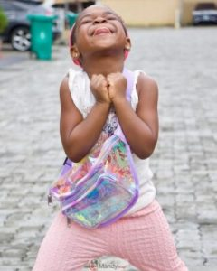 Imade-adeleke-240x300 Davido's First Daughter, Imade Shares New Lovely Pictures
