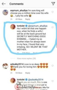 tonto-dikeh-mother-inlaw-reveal-191x300 Tonto Dikeh Reveals Why She Hated Her Ex Mother-In-Law
