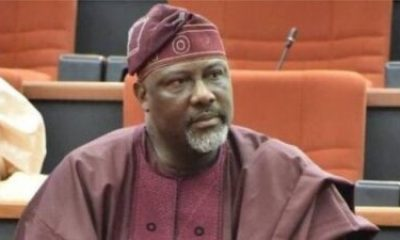 104979489 dino - Dino Melaye Reveals Oshiomhole, Fayemi And Badaru Plans In Kogi Election