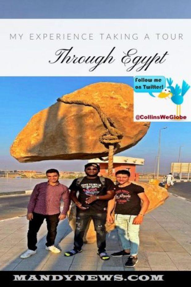 Collins-weglobe-in-Egypt-1-683x1024 My Amazing Trip To Egypt From Nigeria (Photos, Video)