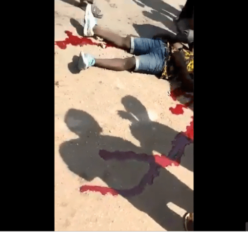 Screenshot_8 Two Boys Killed During Kogi Governorship Election In Lokoja (Graphic Photos)