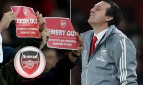 emery-arsenal Arsenal Sack Unai Emery And Appoint Freddie Ljungberg