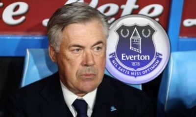 Everton Appoint Carlo Ancelotti As Their New Manager