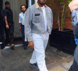 Kanye West Joins EndSARS Campaign