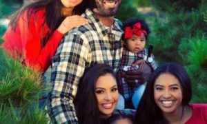 , Kobe Bryant's Wife, Vanessa, Pays Tribute To Husband And Daughter