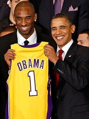Barrack Obama Shares Heartfelt Tribute To LateKobe Bryant