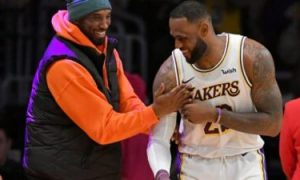 , LeBron James Pays Tribute To Kobe Bryant With New Tattoo