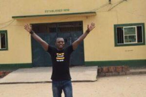 At Last, Agba Jalingo Regains Freedom From Custody