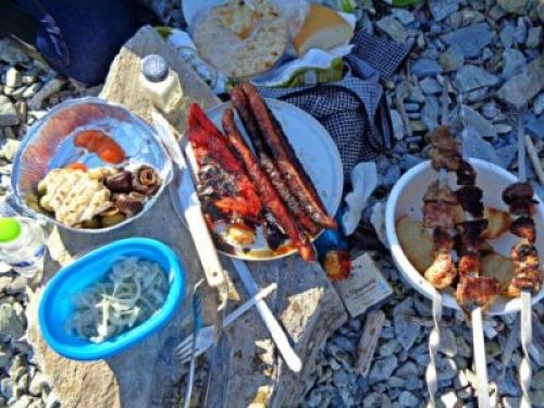 My Picnic At The Seaside In Roslagen, Sweden (Photos, Video)