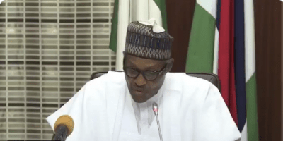 Buhari-addressing-nation-on-Coronavirus