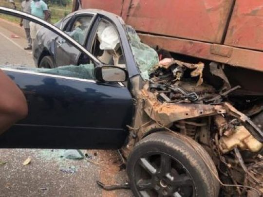 Super Eagles Striker, Ifeanyi George, 2 Others Killed In Motor Accident