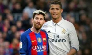 Messi And Ronaldo, Messi And Ronaldo Excluded From UEFA Men's Poty Nominations