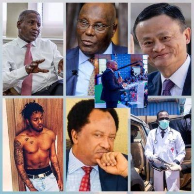 Nigeria-celebrities