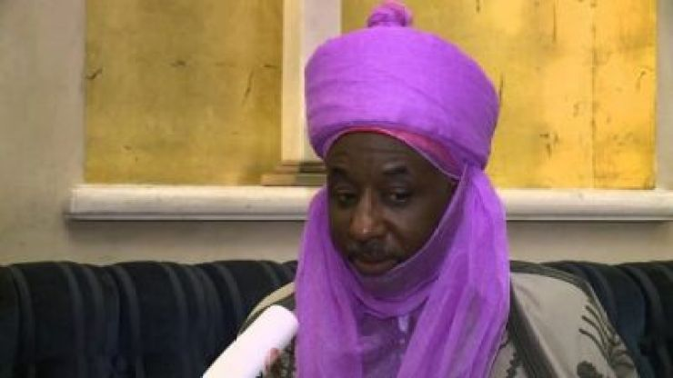 Sanusi Heads To Court Over Dethronement And Banishment