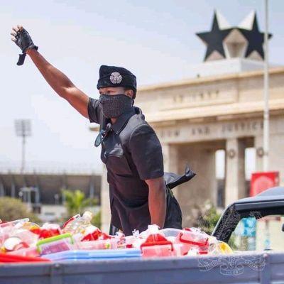 Ghana Lockdown: Ghanaian Billionaire, Nana Kwame Bediako Donates Bags Of Rice