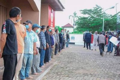 17 Chinese, 10 Nigerians Illegal Miners Arrested In Osun