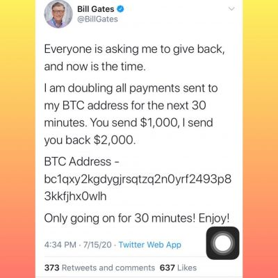 Top 13 Celebrities Who Got Hacked By Crypto Scammers In 2020