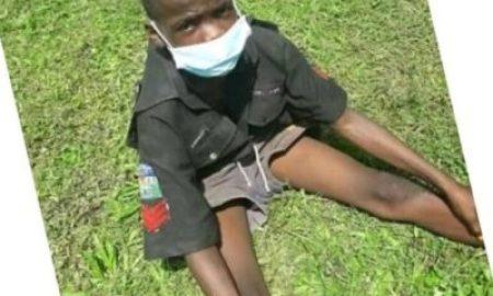 #EndSARS: 10-Year-Old Boy Arrested Alleged Involvement In Benin Police Station Attack