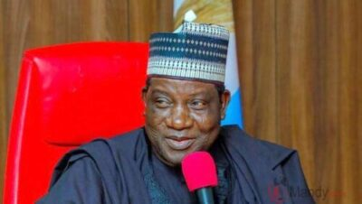 Governor Simon Lalong Rejects Ending Of SARS