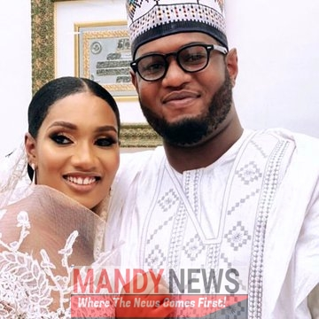 Pictures from Fatima Nuhu Ribadu and Aliyu Atiku Abubakar Wedding