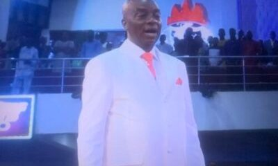Bishop David Oyedepo Endorses #EndSARS Protests Across The Country