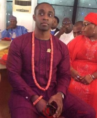 Meet Ezelekhae's Benin Crown Prince And His Father, Oba Ewuare ii