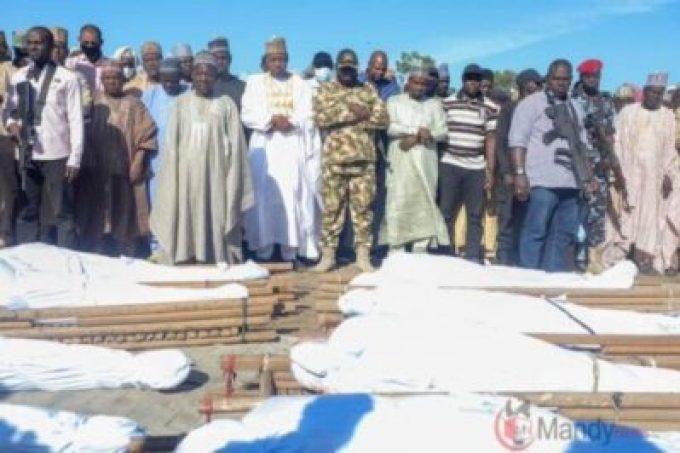 How Boko Haram Killed 110 Farmers In Nigeria's Borno State