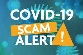 COVID-19 Scam Alert