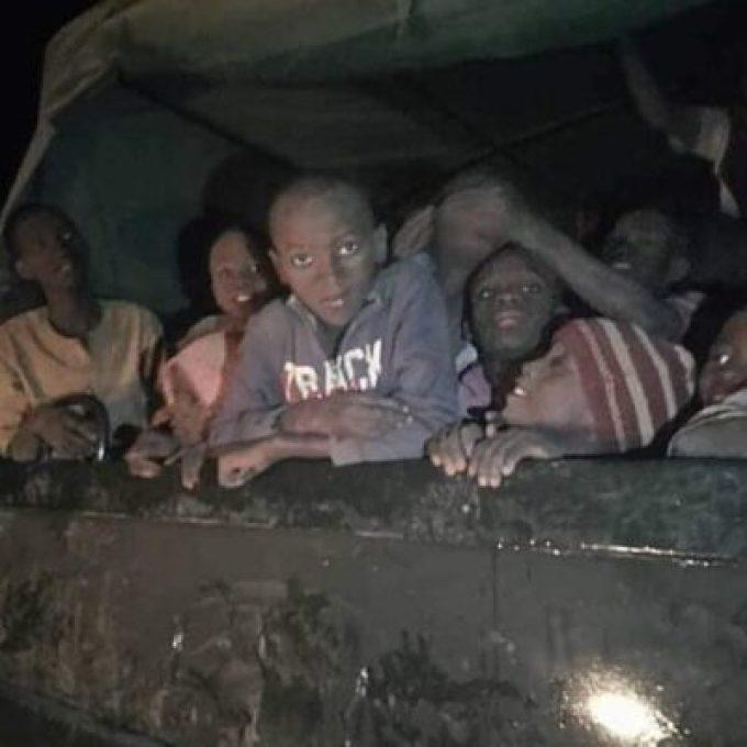 , First Photos Emerge From Freed Kankara Schoolboys