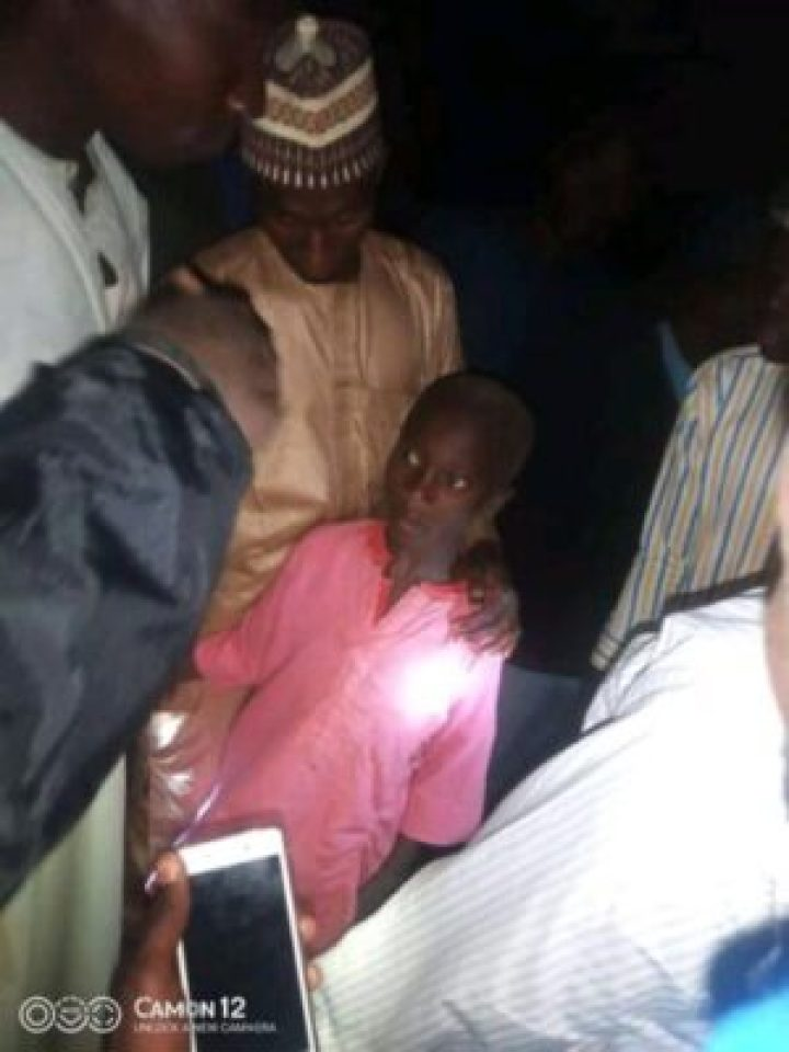 84 Children, 12 Cows Rescued In Buhari's Home State From Terrorists