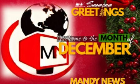 Happy New Month (December 2020) – 300 Powerful Prayer Points