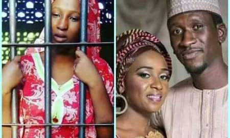 Court of Appeal Says Maryam Sanda Must Die For Killing Her Husband