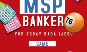 Baba Ijebu MSP Banker For Today